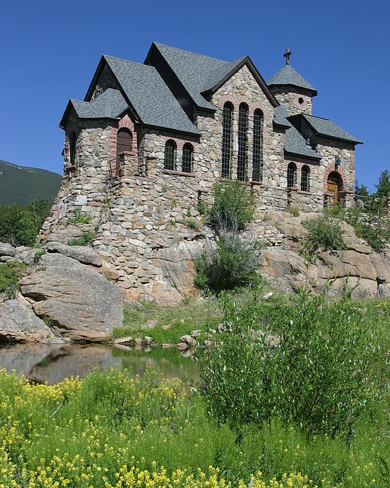 Gregory Scott - Chapel on the Rock