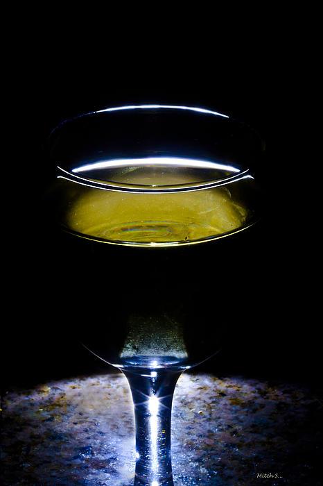 Mitch Shindelbower - Chardonnay At Midnight