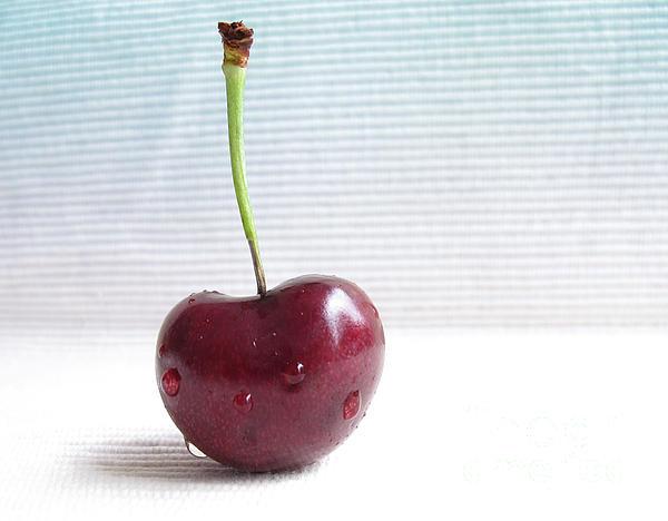 Arlene Carmel - Cherry Portrait Four