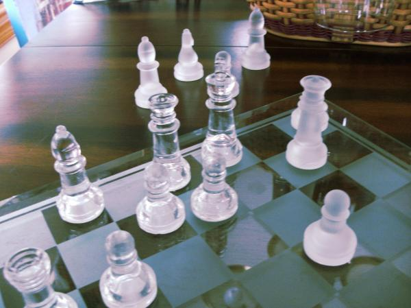 Anne-Elizabeth Whiteway - Chess is Not for Sissies