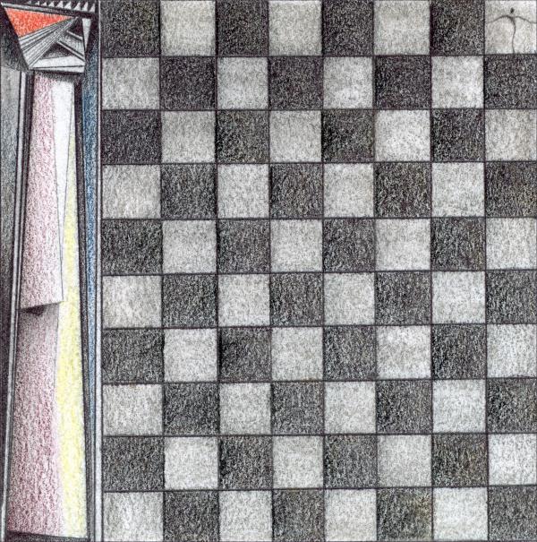 Задание: белые начинают и делают мат в 3 хода. Ответ.