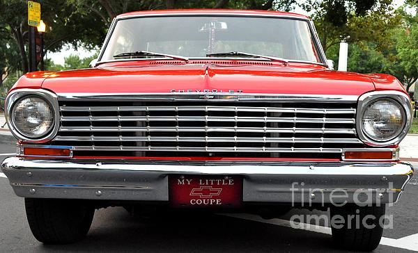 Chevy II Print by John Black