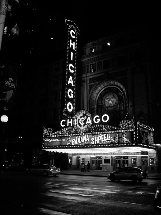 Will Teer - Chicago Theater