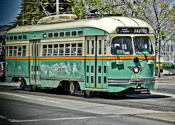 PMG Images - Chicago Trolley