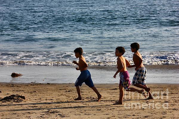 Melissa Boneau - Chicos en la Playa