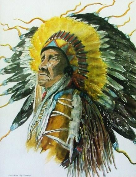 Chief Painting