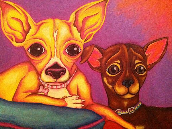Amy Thompson - Chihuahuas