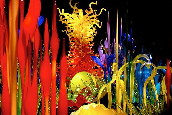 Eric Tressler - Chihuly Glass Garden
