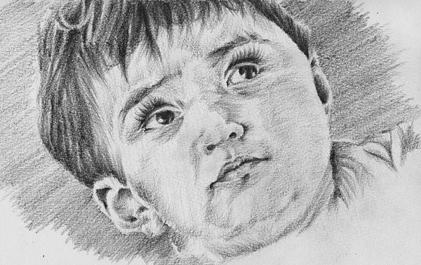 Shorf  Afza - Children Portrait 1