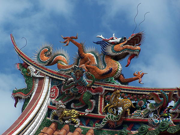 Steve Huang - Chinese Dragon