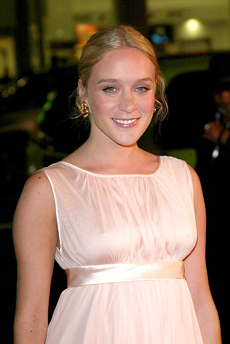 Chloe Sevigny At Arrivals For Big Love Print by Everett