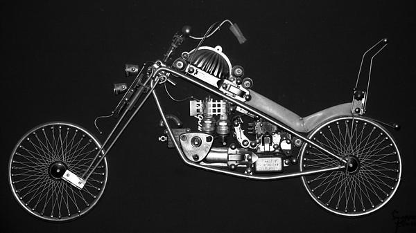 Mel Roderick - Chopper