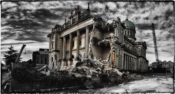 Scott Fowler - Christchurch Basilica 2