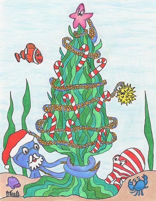 Bev Veals - Christmas in the Sea