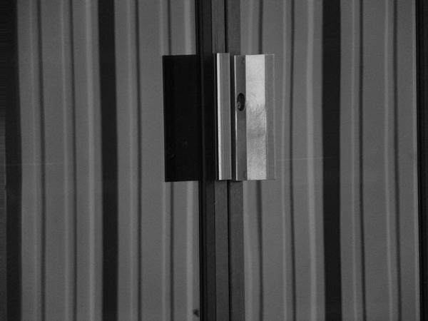 Lenore Senior - Church Door