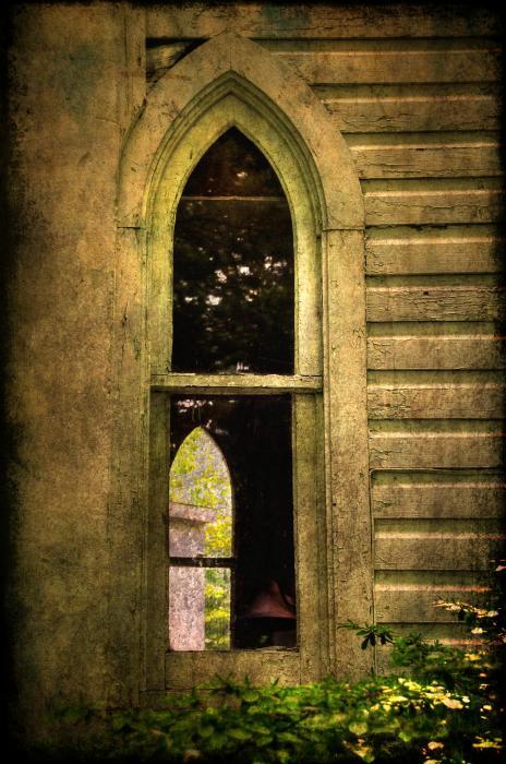 Lois Bryan - Church Window Church Bell