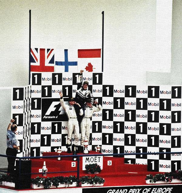 Circuito De Jerez 1997 Print by Juergen Weiss