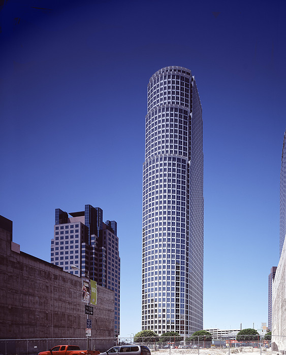 Citicorp Plazas Fifty-three-story 777 Print by Everett