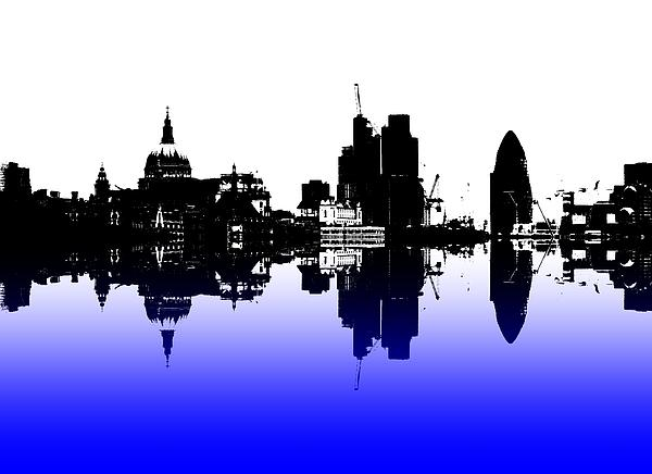 City Of Culture Print by Sharon Lisa Clarke