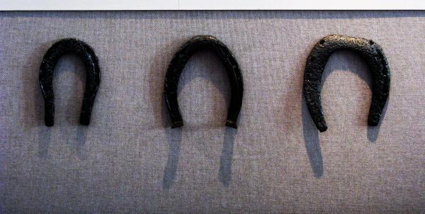 Civil War Horse Shoes By Joyce Kimble Smith