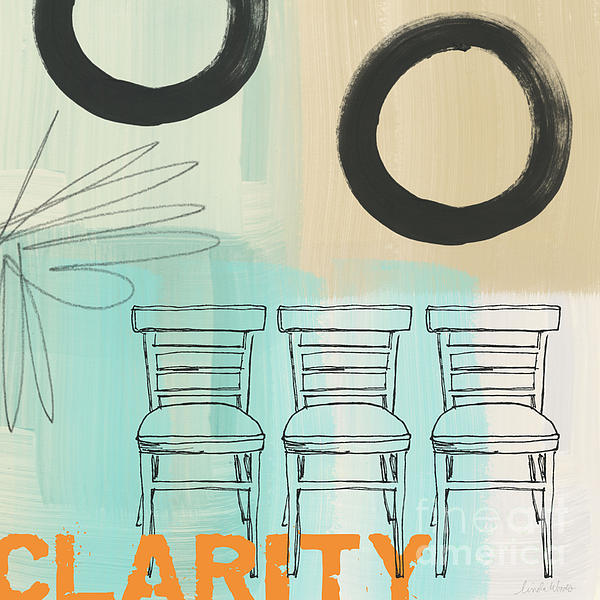 Clarity Print by Linda Woods