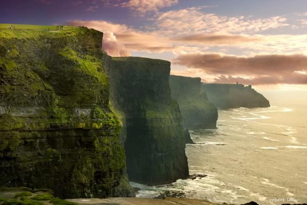 Robert Lacy - Cliffs of Moher - 2