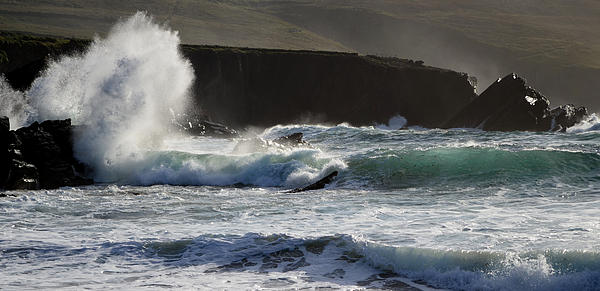 Barbara Walsh - Clogher waves