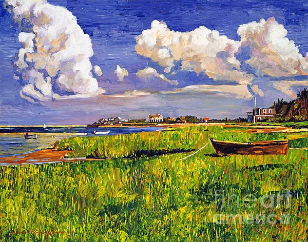David Lloyd Glover - Clouds