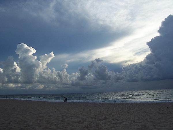 Sheila Silverstein - Clouds on the Horizon