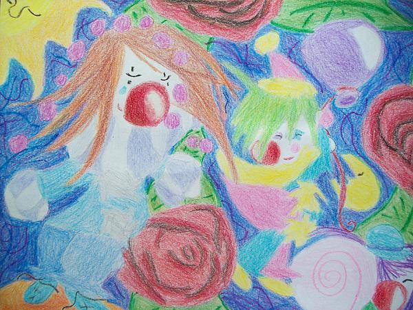 Rosetta Mcbride - Clowns