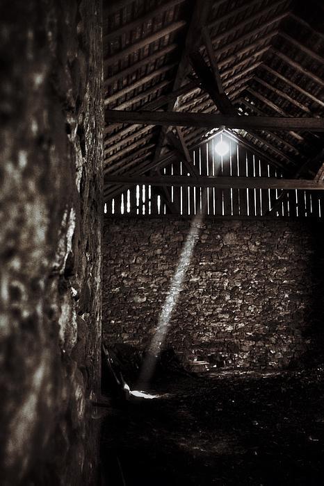 David Ruser - Coal Barn