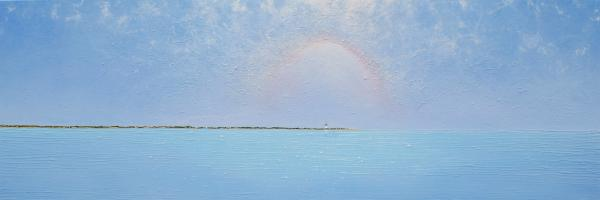 Coasting Into Lavender Print by Jaison Cianelli