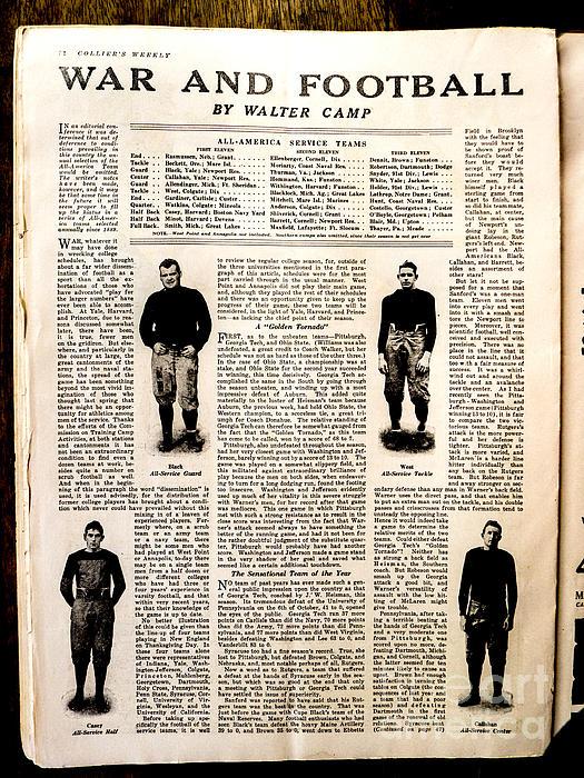 Colliers Jan 5 1918 Pg 32 Print by Roy Foos