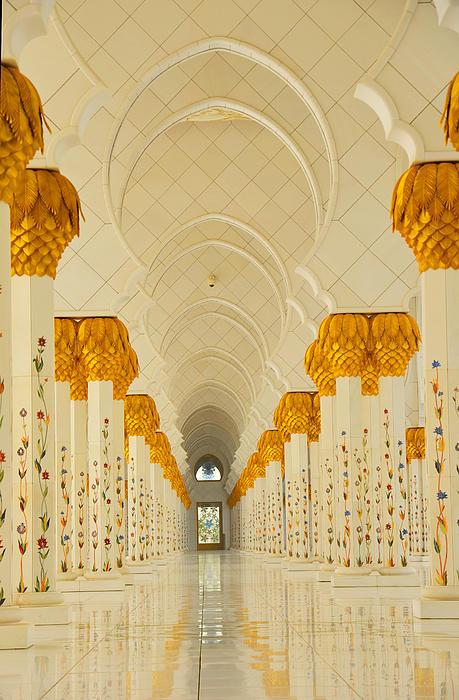 Farah Faizal - Colonnade