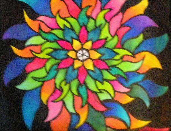 Tami Bush - Color Burst