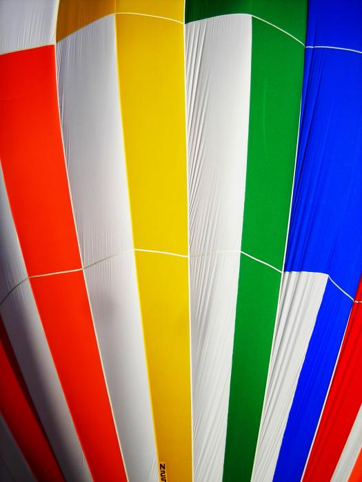 Color In The Air Print by Juergen Weiss