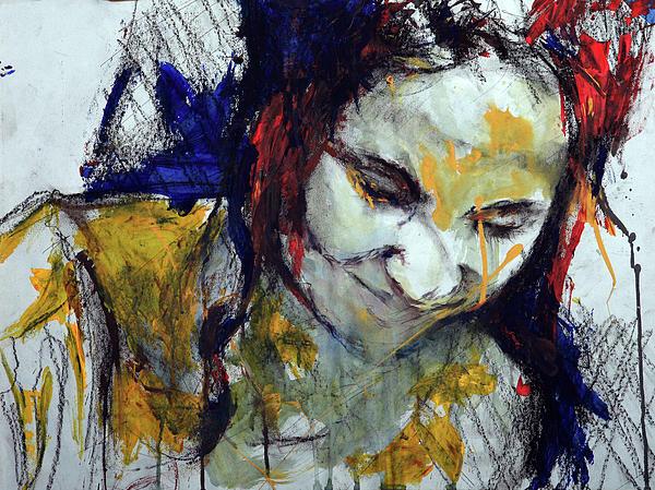 Color Portrait Print by Mfny