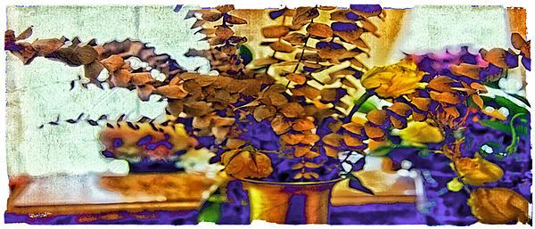 Colored Memories Print by Madeline Ellis