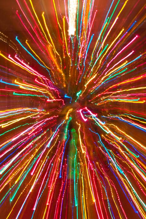 Colorful Abstract Photography Print by James BO  Insogna