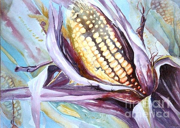 Maryann Schigur - Colorful Corn