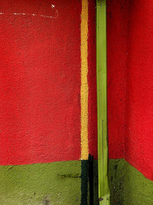 Ross Odom - Colorful Corner