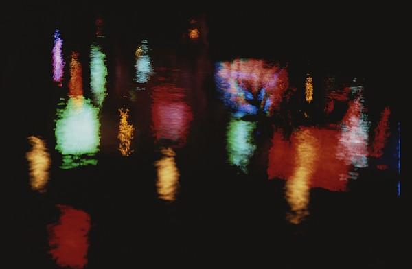 Colorful Neon Of Popular Nightspots Print by Stephen St. John