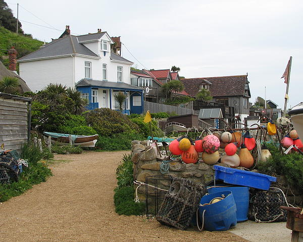 Carla Parris - Colorful Steephill Cove