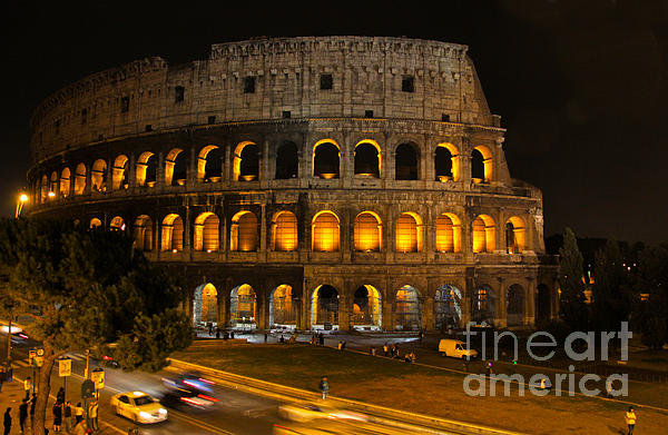Chris Hill - Colosseum by Night