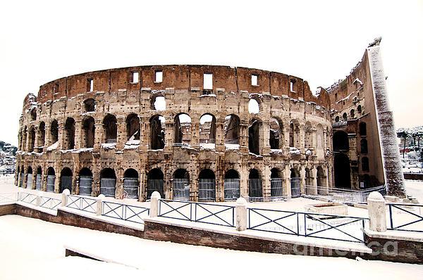 Colosseum Print by Fabrizio Troiani