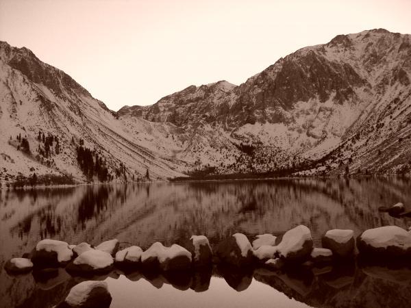 Lea Belgarde - Convict Lake