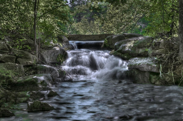 Cooling Waters Photograph  - Cooling Waters Fine Art Print