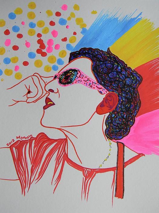 Coolpic Print by Marwan George Khoury