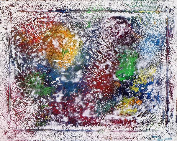 Cosmos Print by Alys Caviness-Gober