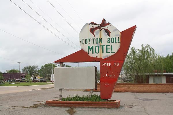 Ellen Baker - Cotton Boll Motel
